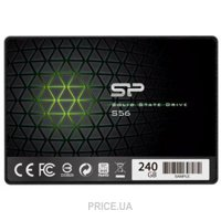 Фото Silicon Power Slim S56 240 GB (SP240GBSS3S56B25)