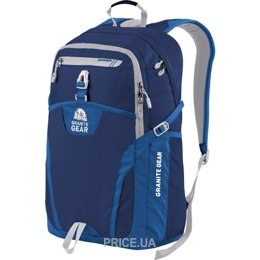 Granite Gear Voyageurs Midnight Blue/Enamel Blue/Chromium