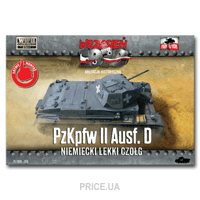 First To Fight Танк PzKpfw II Ausf.D (FTF012)