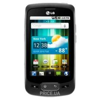Фото LG P500 Optimus One