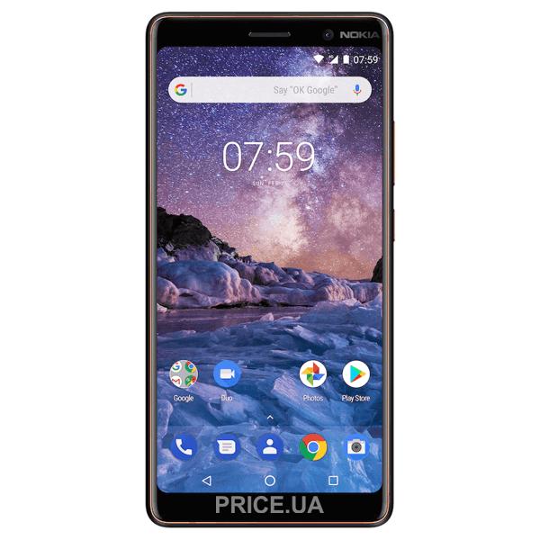 Nokia 7 Plus 64Gb  Купить в Харькове - Сравнить цены в магазинах ... 835b8964c4e