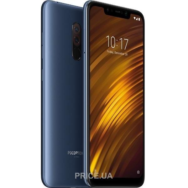 309cacfb32aa Xiaomi Pocophone F1 64Gb: Купить в Украине - Сравнить цены на ...
