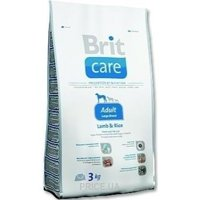 Фото Brit Care Adult Large Breed Lamb & Rice  3 кг