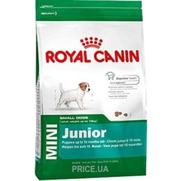 Фото Royal Canin Mini Junior 2 кг