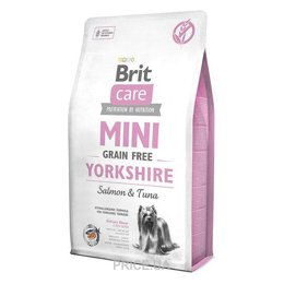 Brit Care Sensitive Grain-Free Yorkshire Salmon & Tuna 2 кг