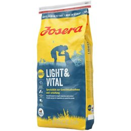 Фото Josera Light & Vital Adult 15 кг