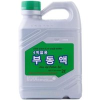 Фото Hyundai Long Life Coolant G11 зеленый -52°C 2л