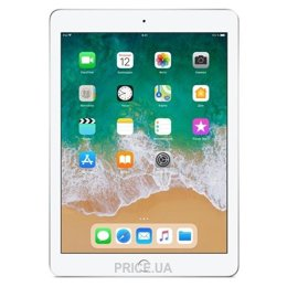 Планшет Планшет Apple iPad (2018) 32Gb Wi-Fi