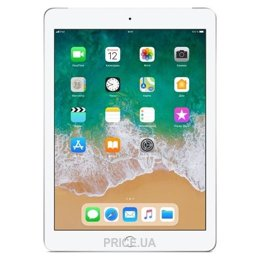 Планшет Apple iPad (2018) 128Gb Wi-Fi + Cellular
