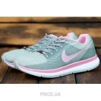 24f255e1 Кроссовки, кеды женские Nike Женские кроссовки Nike Air Zoom Pegasus 34  бирюзовые с розовым F10394