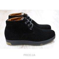 8f10795602ab Ботинок, полуботинок мужской Мужские ботинки черные 32823 зима