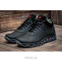 242733e56875 Ботинок, полуботинок мужской Columbia Мужские ботинки Columbia черные  E3919-4