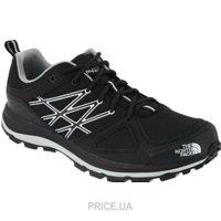 Кроссовок, кед мужской The North Face M LiteWave (T0CC93-C4V) Black/High Rise Grey