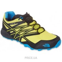 Кроссовок, кед мужской The North Face M Ultra MT (T0CCN7-Y7C) Yellow/Black