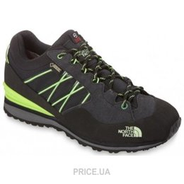 The North Face M Verto Plas II GTX (T0CDL2-AGS) Black/Green