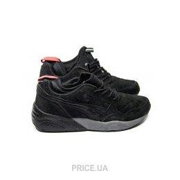 a47f3422 Puma Мужские кроссовки на меху Puma R698 x Ronnie Fieg x Highsnobiety  черные F7-143