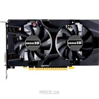 Фото Inno3D GeForce GTX 1050 Ti Twin X2 4Gb (N105T-1DDV-M5CM)