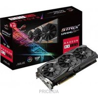 ASUS Radeon RX 580 STRIX GAMING OC 8Gb (ROG-STRIX-RX580-T8G-GAMING)