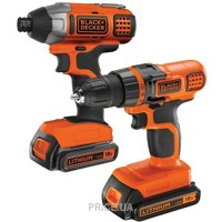 Фото Black&Decker BDCDDIM18B