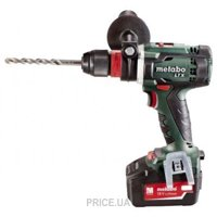 Фото Metabo SB 18 LTX Quick 4.0Ah x2 Case