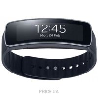 Фото Samsung Gear Fit 2 (Dark Grey)
