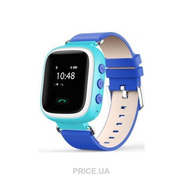 Smart Baby Watch Q60  Купить в Украине - Сравнить цены на умные часы ... 92cbb1dc66551