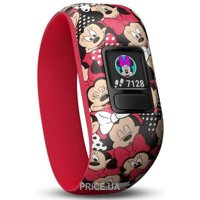 Фото Garmin Vivofit 2 Junior Disney Minnie Mouse (010-01909-00)