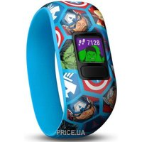 Фото Garmin Vivofit 2 Junior Marvel Avengers (010-01909-02)