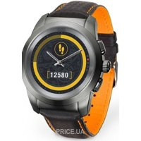 Фото MyKronoz ZeTime Regular Premium (Titan Black/Carbon Orange)