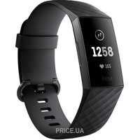 Фото Fitbit Charge 3 (Black/Graphite)