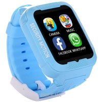 Фото Smart Baby Watch K3 (Blue)