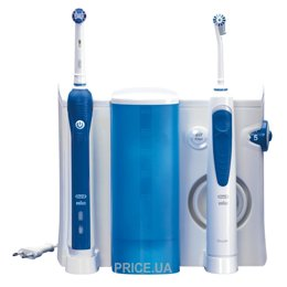 Фото Braun OC 20 Professional Care 8500 DLX OxyJet Center