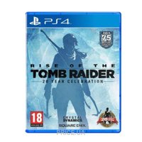 Фото Rise of the Tomb Raider 20 Year Celebration (PS4)