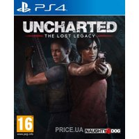 Uncharted 4 The Lost Legacy (PS4)