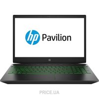 Фото HP Pavilion Gaming 15-cx0058wm (3VT93UA)