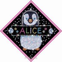 Фото Sequin Art MY NAME Penguin (SA1206)