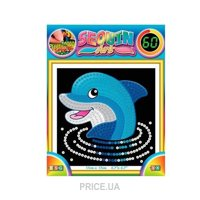 Фото Sequin Art 60 Dolphin (SA1327)