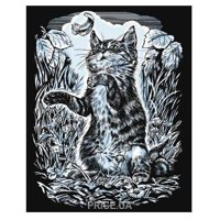 Фото Sequin Art ARTFOIL SILVER Kitten (SA1034)