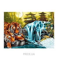 Фото Sequin Art PAINTING BY NUMBERS SENIOR Serenity (SA1524)