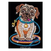 Фото Sequin Art RED Lily Pug (SA1502)