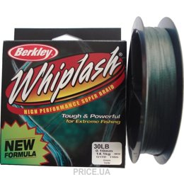Фото Berkley Whiplash Green (0.10mm 110m 14.1kg)