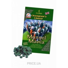 Фото Zebco Mussle Mania 8mm 1kg пеллетс