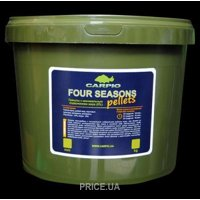 Carpio Пеллетс Four Seasons Pellets 6mm 3kg