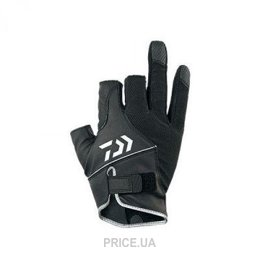 Daiwa Fishing Gloves 3 cut XL (DG-7306-XL)