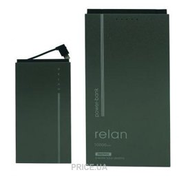 Remax Relan RPP-65 10000 mah Grey